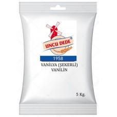Vaniya (Şakerli Vanilin) 5 Kg.